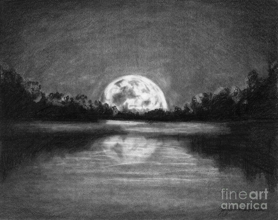 модели картинки ночь карандашом поэтапно касается личной